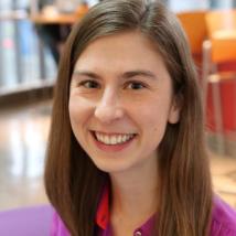 Dr. Emily Jones Portrait